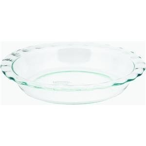 Pyrex Grip Rite Pie Dish by Pyrex