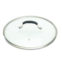 Nordic Ware Tempered Glass Lid, 12, Clear by Nordic Ware