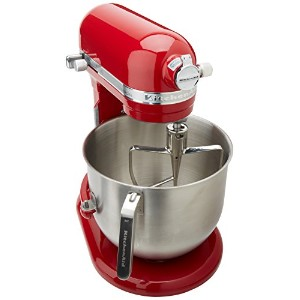 KitchenAid 8 Qt Commercial Bowl Lift Stand Mixer (NSF Certified) - KSM8990ER - Empire Red 並行輸入品