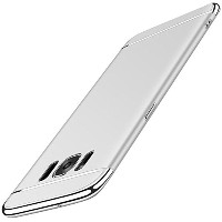 SOUNDMAE Samsung Galaxy S6 Case,Ultra Thin Fit 3 In 1 Hard PC Case Cover Coated Electroplating...