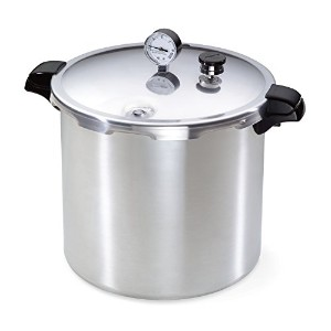Presto プレスト 23-Quart Pressure Canner and Cooker 圧力鍋 【並行輸入品】