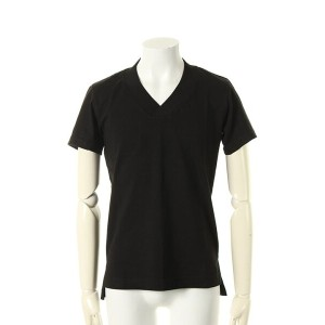 【CLEARANCE-SALE 40%OFF|11,880円→7,128円】 VADEL バデル silky tight jersey thick V-neck{-AGS}{EGS40}
