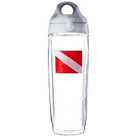 Tervis Water Bottle, Dive Flag by Tervis