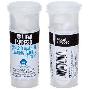 Espresso Machine Cleaning Tablets - Model BR-020 - For Breville Espresso Machines. by CleanEspresso