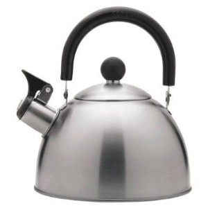 Copco 1.3 Quart Stainless Steel Tea Kettle by Copco