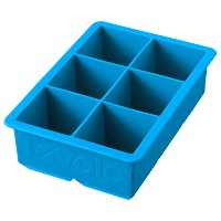Tovolo King Cube Ice Tray - Ice Blue by Tovolo