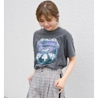 GOOD ROCK SPEED:METALLICA TEE【シップス/SHIPS Tシャツ・カットソー】