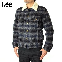 Lee × WOOLRICH リー× ウールリッチ BOA STORM RIDERS JACKET(2色展開/BLACK)ls1172-309
