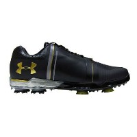 Under Armour Spieth One LE japan Golf Shoesメンズ Black/gold アンダーアーマー ゴルフシューズ ジョーダン・スピース