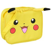 Pokemon Pikachu Deluxe Soft Lunch Box