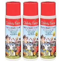 - Childs Farm - Hair & Body Wash for Rascals | 250ml | BUNDLE by Childs Farm