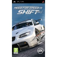 Need For Speed: Shift (PSP) (輸入版)