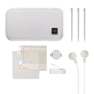 DSi 10-in-1 Essential Pack - White (輸入版)