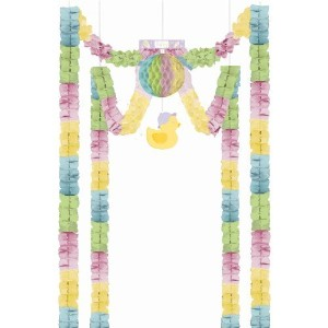 Baby Nursery All In One Decorating Kit by Party America