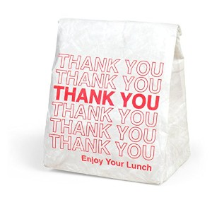Fred & Friends OUT TO LUNCH Insulated Lunch Bag by Fred & Friends