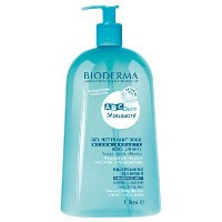 Bioderma - ABCDerm Gel Moussant Mild Cleansing Foaming Gel [並行輸入品]
