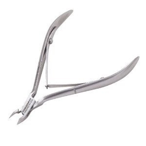 Tweezerman Professional - Rockhard Cuticle Nipper - 1/4 Jaw