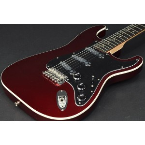【VOX amPlug2かマルチエフェクタープレゼント!】Fender / Japan Exclusive Aerodyne Stratocaster Old Candy Apple Red ...
