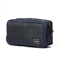 (ヘッド・ポーター) HEADPORTER HIGHLAND GROOMING POUCH GREEN