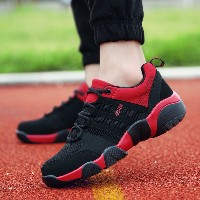 Outdoor Mens Running Shoes Summer Breathable Man Sneakers Sports Cushioning Jogging Walking Shoes