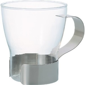 Hario Hot Cafe Glass Cup, 350ml by Hario [並行輸入品]