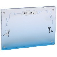 Santa Barbara Design Studio Wedding Picture Frame, Take The Leap [並行輸入品]