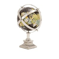 Encased World Globe [並行輸入品]