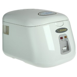 Zojirushi NS-PC10 Electric 5-Cup (Uncooked) Rice Cooker and Warmer, 1.0-Liter [並行輸入品]