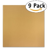 "Food Dehydrator Sheets, 9 Pack -Non Stick Teflon Drying Mats for Excalibur - 14"" x 14"" Premium,..."