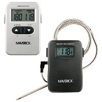 Maverick ET-71OS RediChek Remote Wireless Cooking Thermometer With LCD Transmitter [並行輸入品]