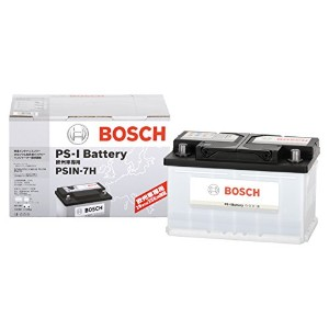 BOSCH (ボッシュ) 輸入車用バッテリー PS-I Battery PSIN-7H