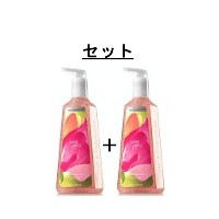 Bath & Body Works Sweet Pea antibacterial Deep Cleansing Hand Soap Set of 2 スウィートピー [海外直送品]