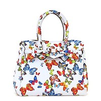 SAVE MY BAG(セーブマイバッグ) ハンドバッグ MISS PRINTED MULTI 10204N BUTTERFLY [並行輸入品]