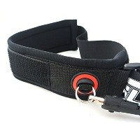 Slyde Handboards Bicep Pro Coil Leash for Your Bodysurfing Hand Board [並行輸入品]