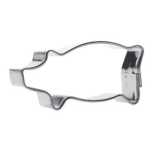 SVEICO 939107–1Pig Shaped Cookie Cutter、4cm
