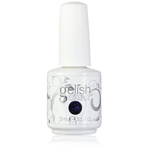 Harmony Gelish Gel Polish - Here's to the Blue Year - 0.5oz / 15ml