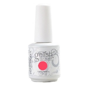 Harmony Gelish Gel Polish - Hip Hot Coral - 0.5oz / 15ml