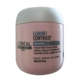 Loreal L?real Expert Lumino Contrast Hair Masque 200ml [並行輸入品]