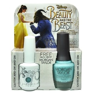 Harmony Gelish & Morgan Taylor - Two of a Kind - Gaston and On and On - 0.5oz / 15ml Each