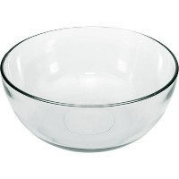 Anchor Hocking Presence 11 Large Serving Bowl, Glass by Anchor Hocking