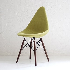 DROP CHAIR・ドロップチェア(グリーン) 【ダイニングチェア】【オフィスチェア】【PCチェア】【オフィス家具】【低価格】【デザイナー家具】【リプロダクト】