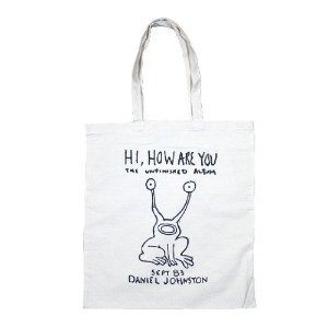 Daniel Johnston / Hi, How Are You Carry All Bag