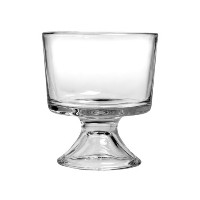 Anchor Hocking Presence Mini Trifle Footed Bowl, Set of 8 by Anchor Hocking