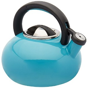 Circulon 2-Quart Sunrise Teakettle, Turquoise by Circulon