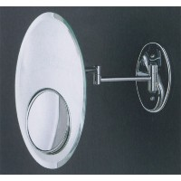 "DULTON/ダルトン Wall mount oval mirror ""エレガント""(S75473)"