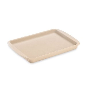 "Pampered Chef Medium Stonewareバーパン11 1 / 2 "" x 7 3 / 4 """