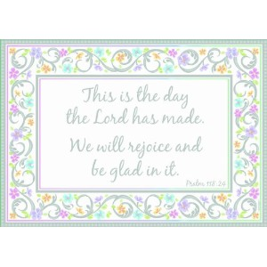 Blessed Day Decorating Kit by Amscan