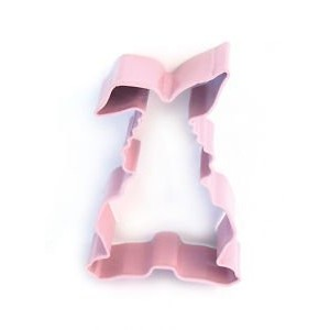 Pink Bunny Cookie Cutter