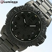 LUMINOX/ルミノックス3152BLACKOUT/ブラックアウト(メタルベルト) SWISS QUARTZ/Navy SEALs DIVE WATCH 3050 COLORMARK SERIES T25表...