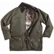 Barbour Beaufort Print Wax Jacket olive バブアー バーブァー 送料無料